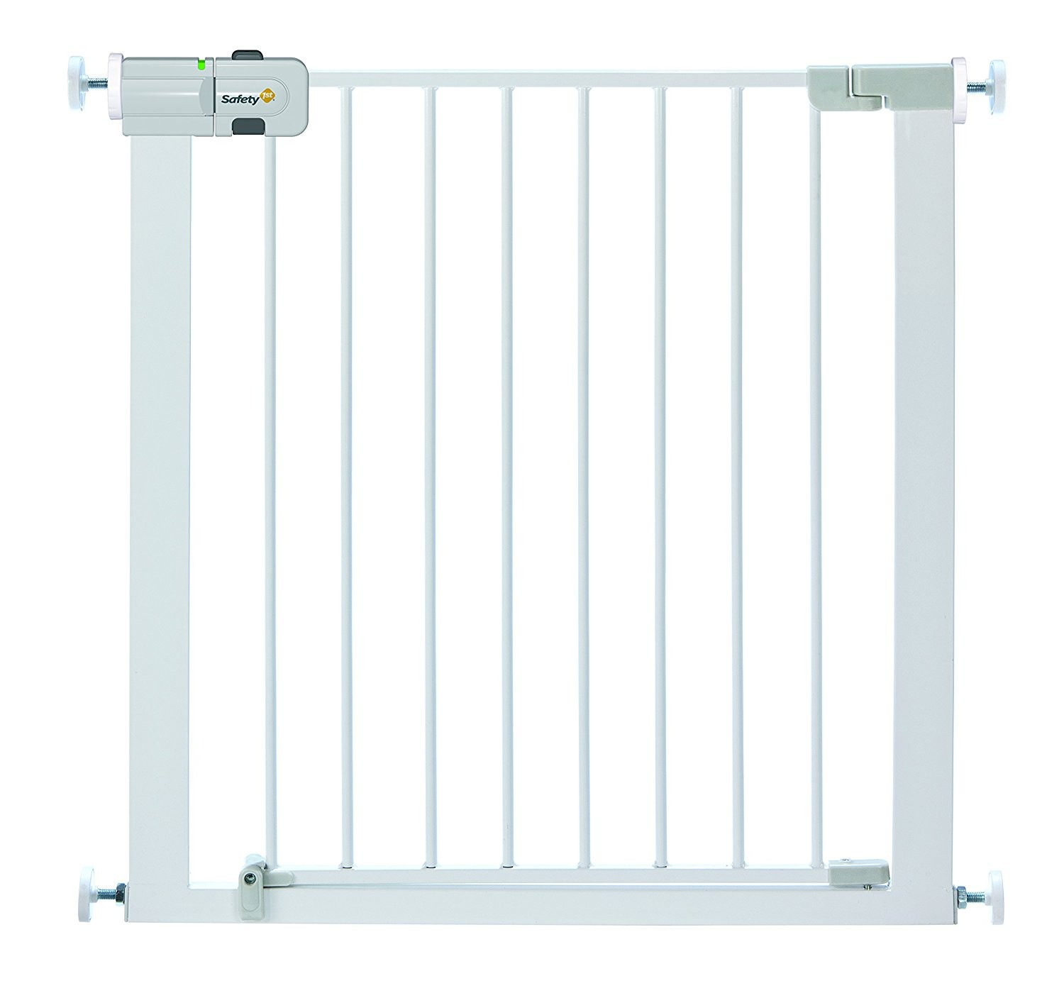 Barrera de seguridad Easy Close Metal Blanco