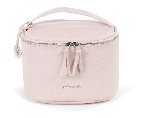 Beauty Case Biscuit Rosa