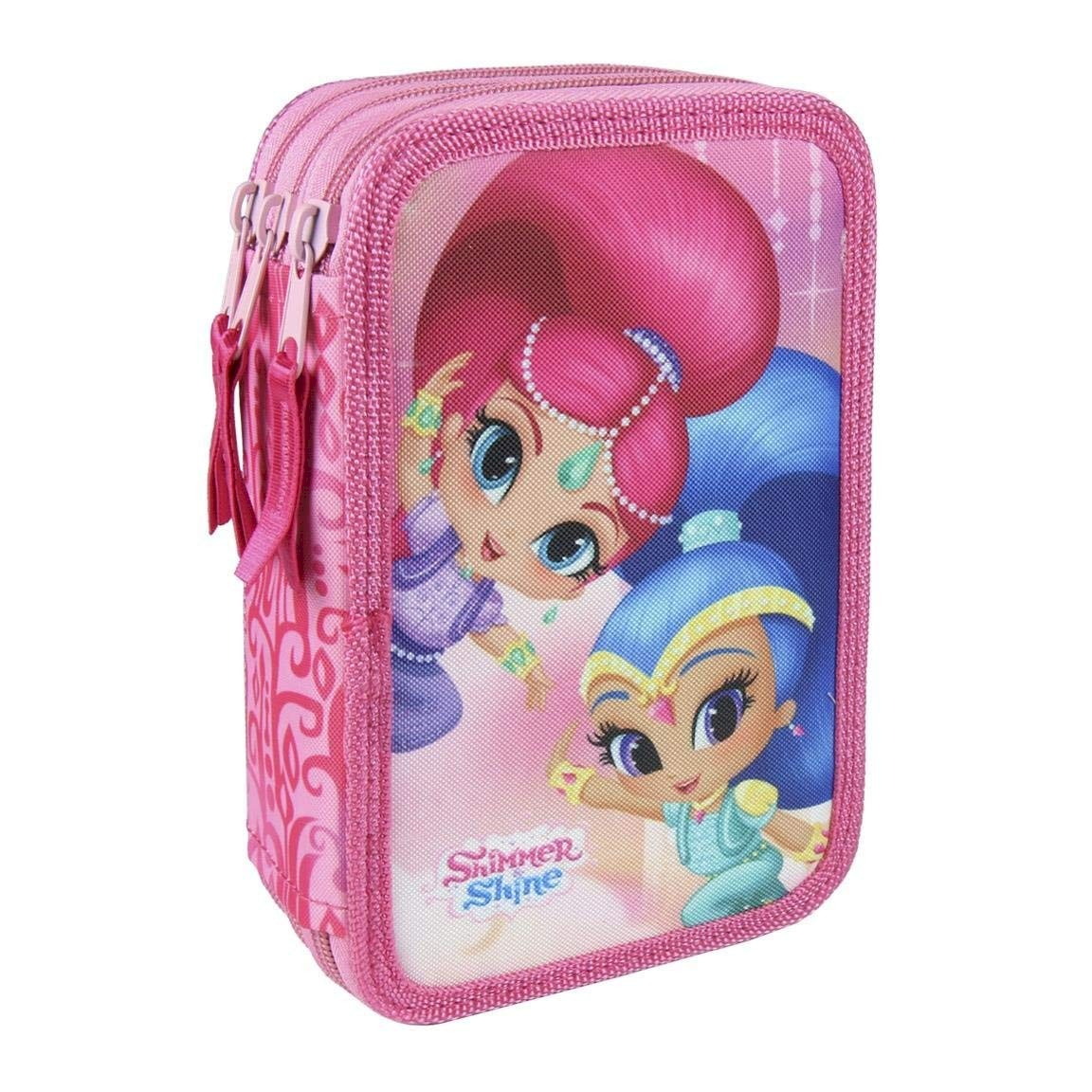 Trousse Scolaire Shimmer & Shine