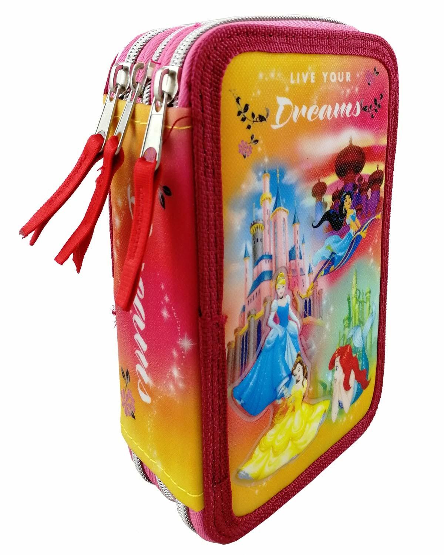 Trousse Scolaire Princesses Disney