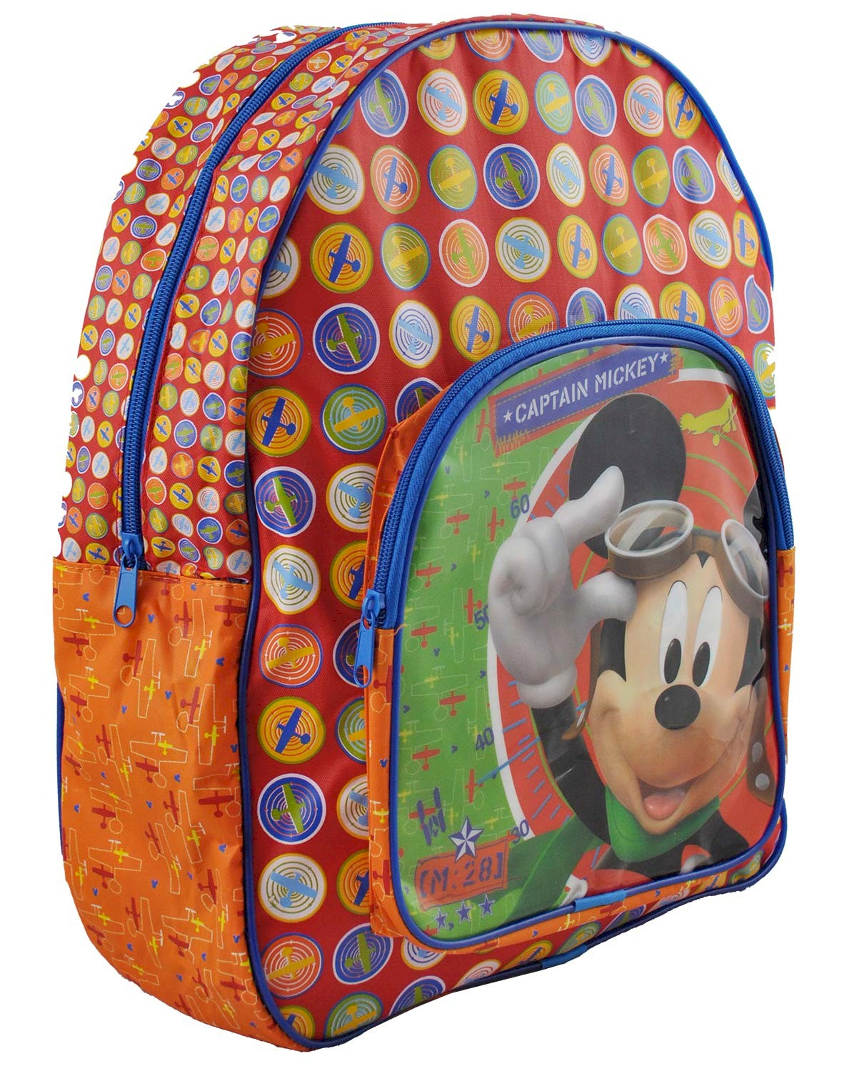 Sac à dos Scolaire Mickey Mouse