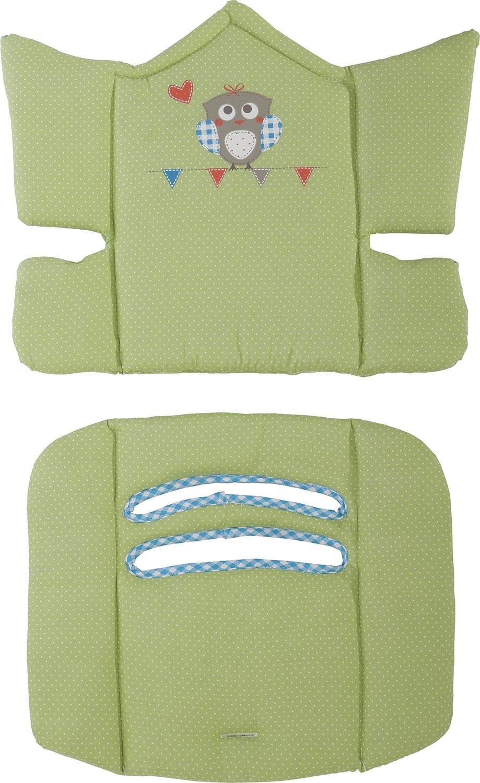 Cuscino Riduttore Seggiolone Move Verde