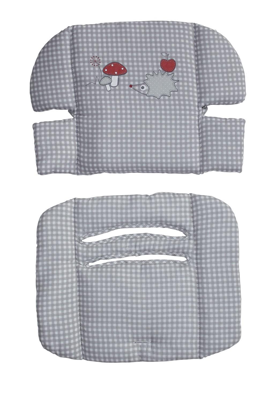 Roba Coussin Réducteur Chaise Haute Move Gris