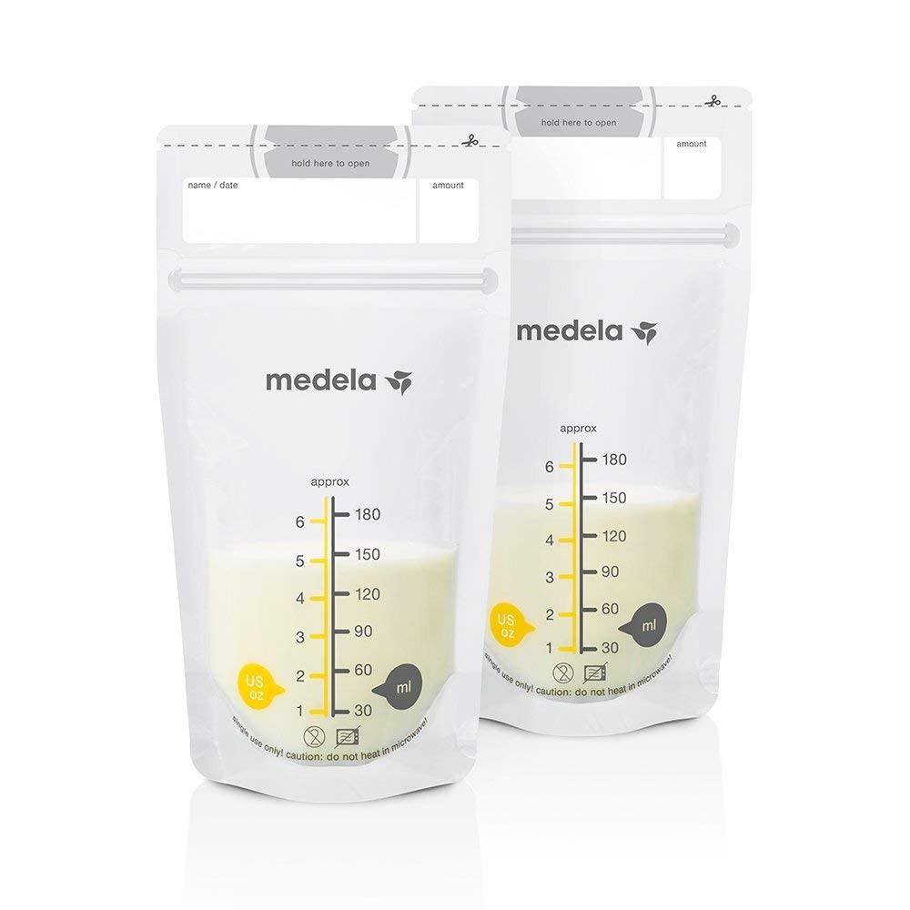 Sacche Latte Medela - 50 Pezzi