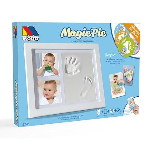 Kit Empreinte Deluxe MagicPic