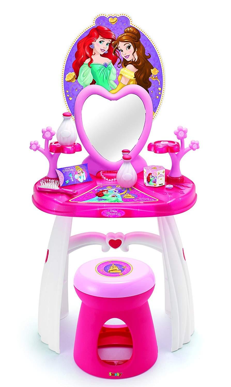 Specchiera con Sgabello Disney Princess