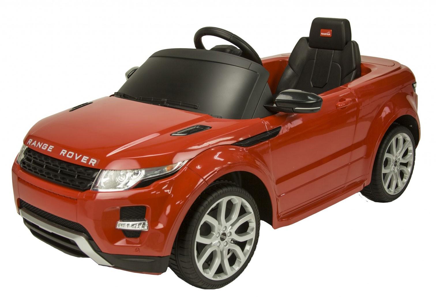 Voiture Électrique Land Rover Evoque 12V