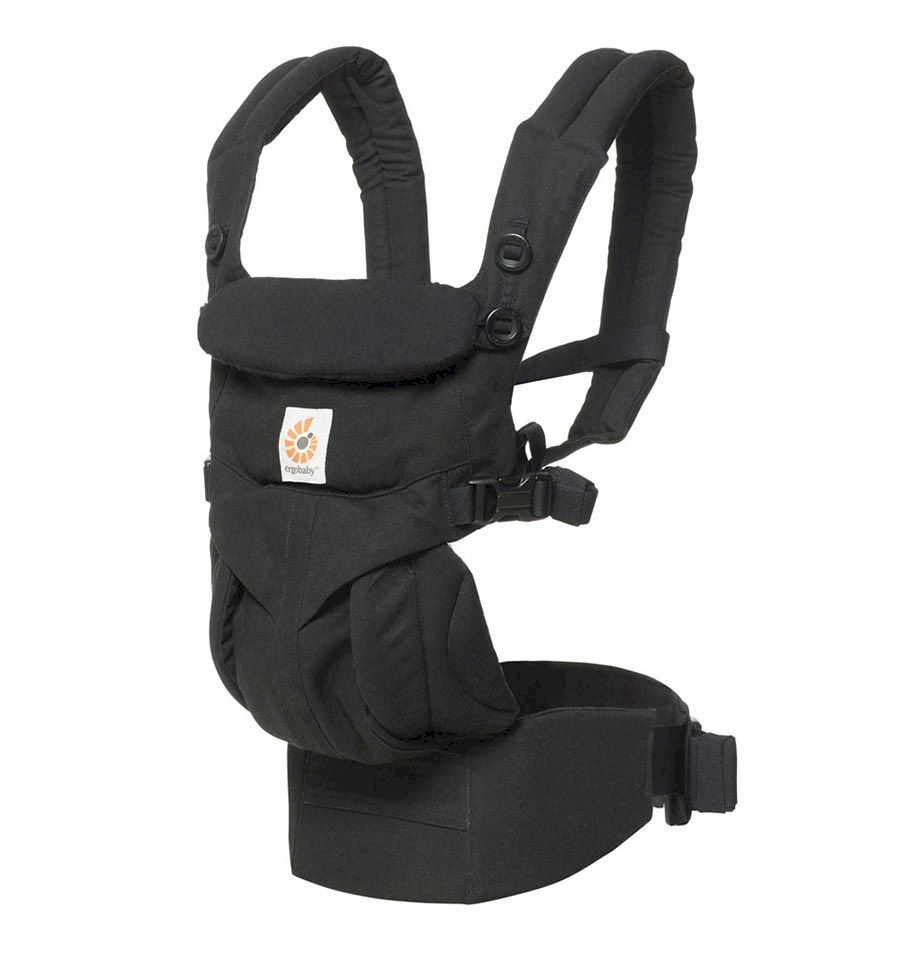 Babytrage Omni-360 Pure Black