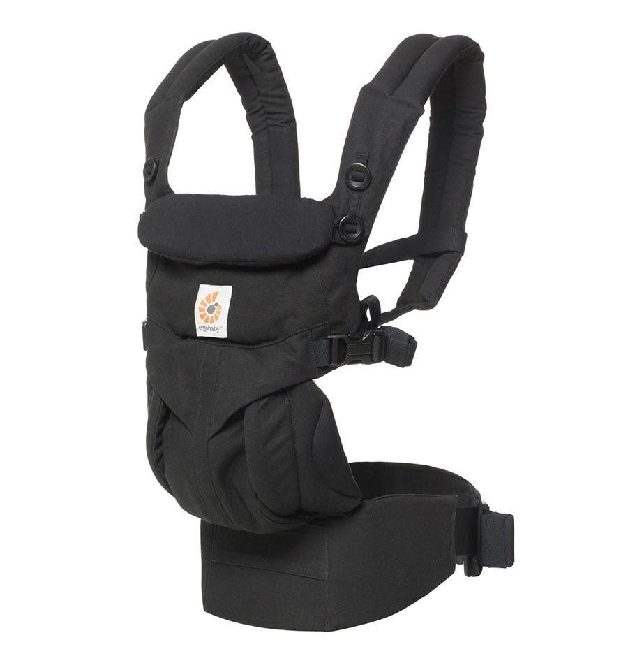 Mochila Porta-bebé Omni 360 Pure black