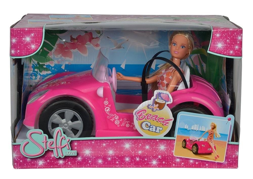 Steffi Love Con Auto