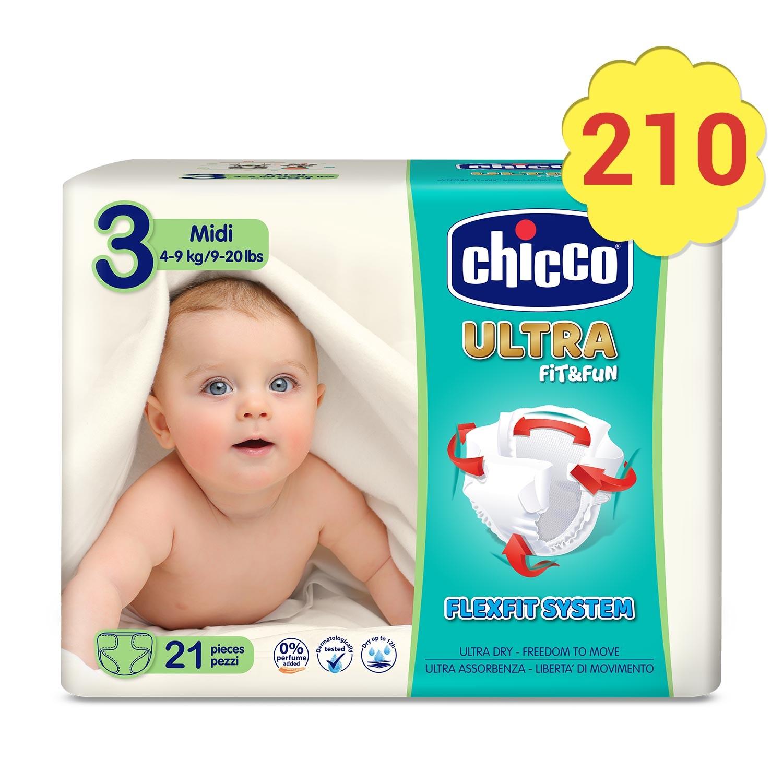 Chicco Windel Ultra Soft - Größe 3