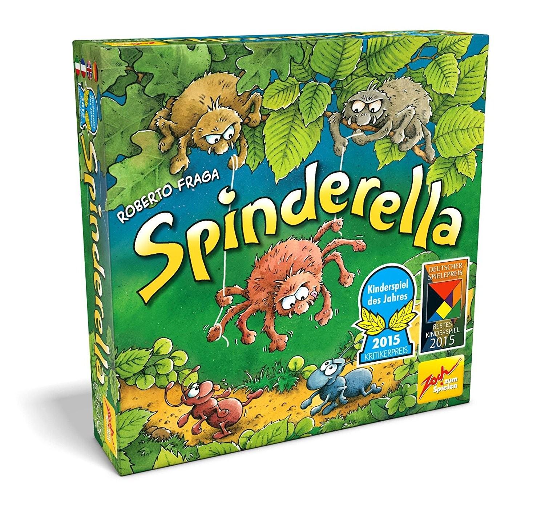 Jeu Spinderella