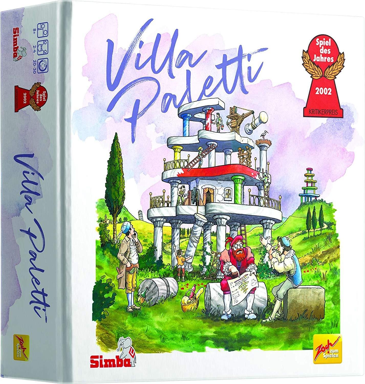 Jeu Villa Paletti