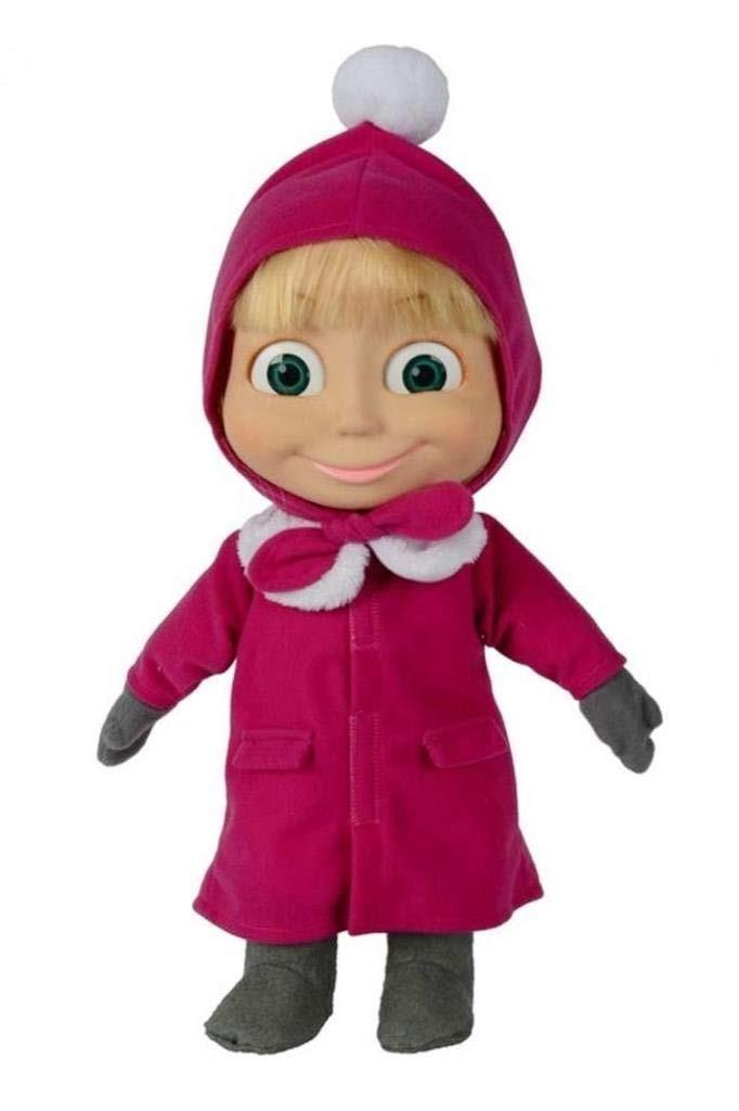 Masha Bambola Inverno 40 cm