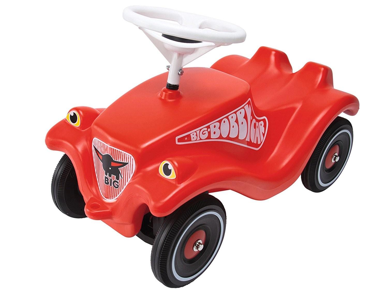 Kinderfahrzeug Bobby Car Rot