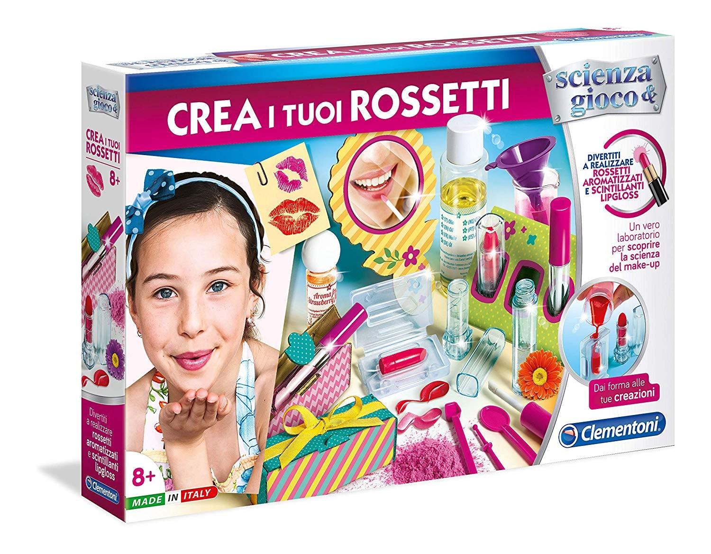 Crea I Tuoi Rossetti Clementoni