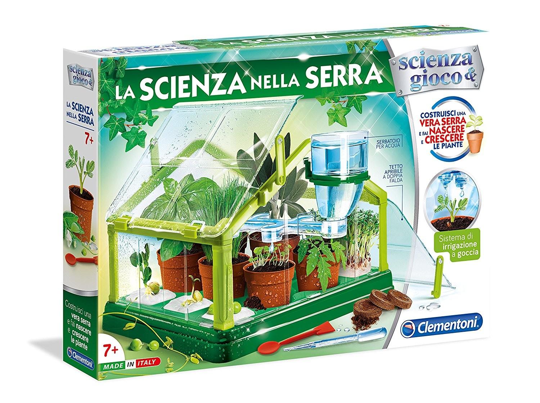 La Scienza nella Serra Clementoni