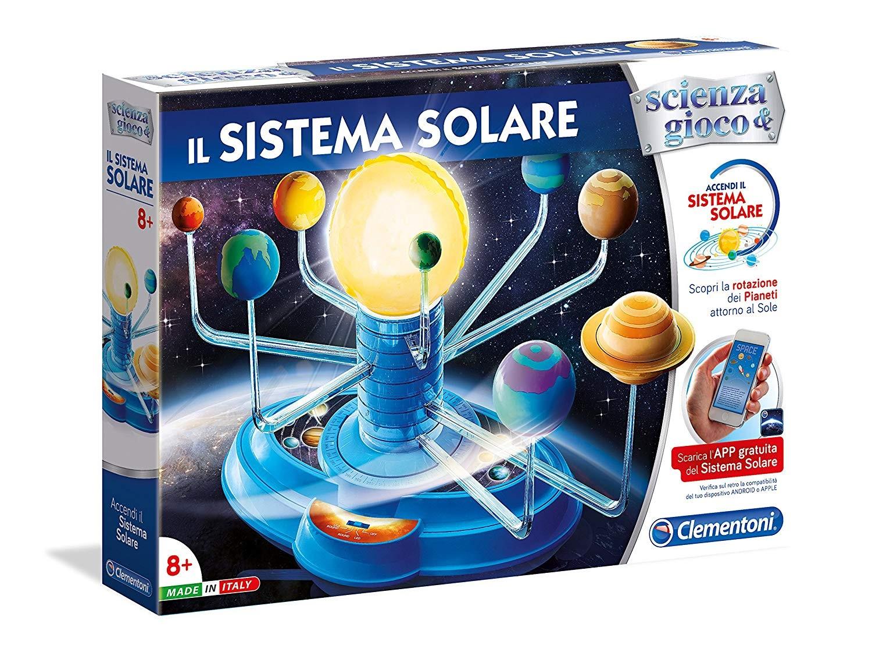 Il Sistema Solare Clementoni