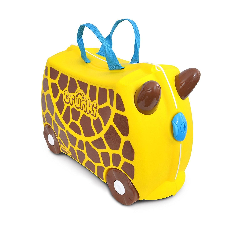 Trunki - La Valigia Cavalcabile Giraffa