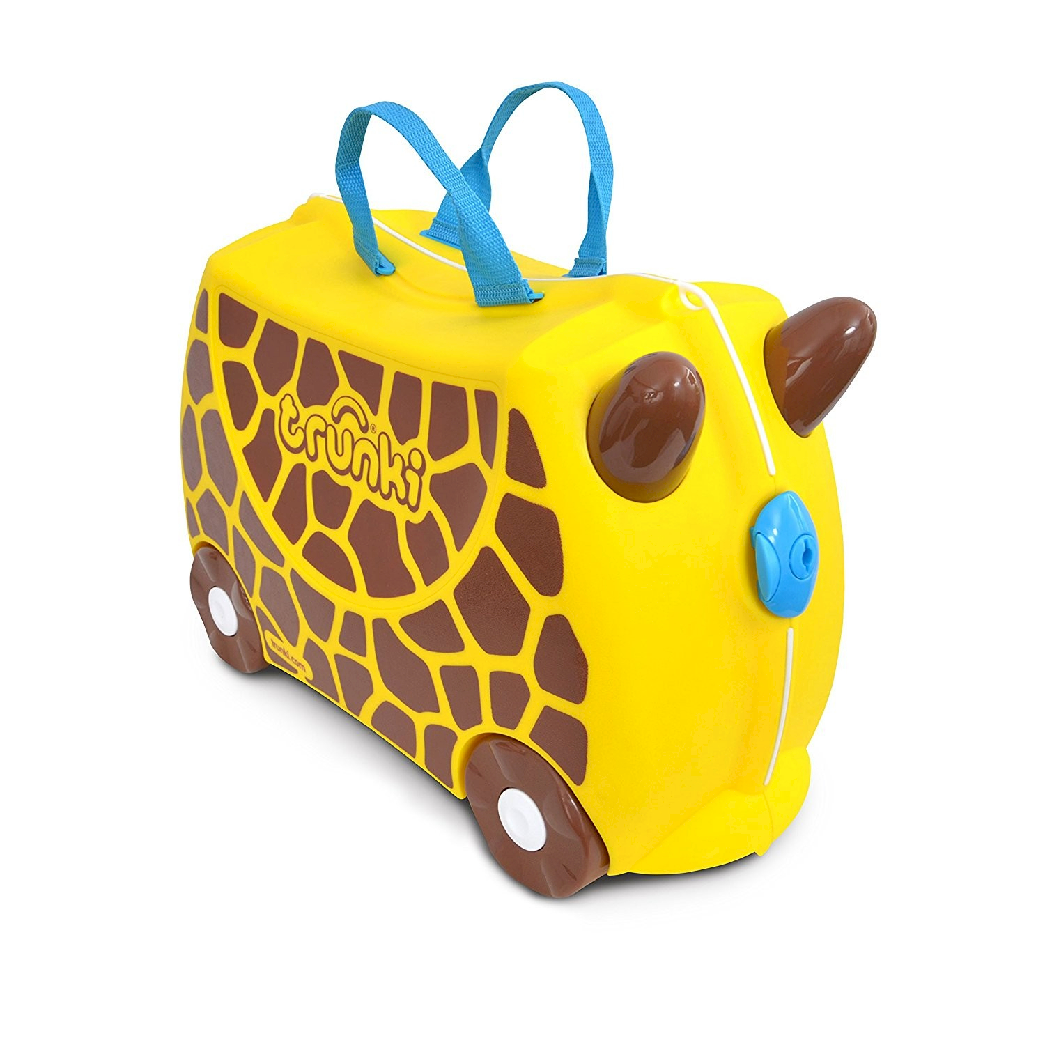 Trunki Giraffa Giallo