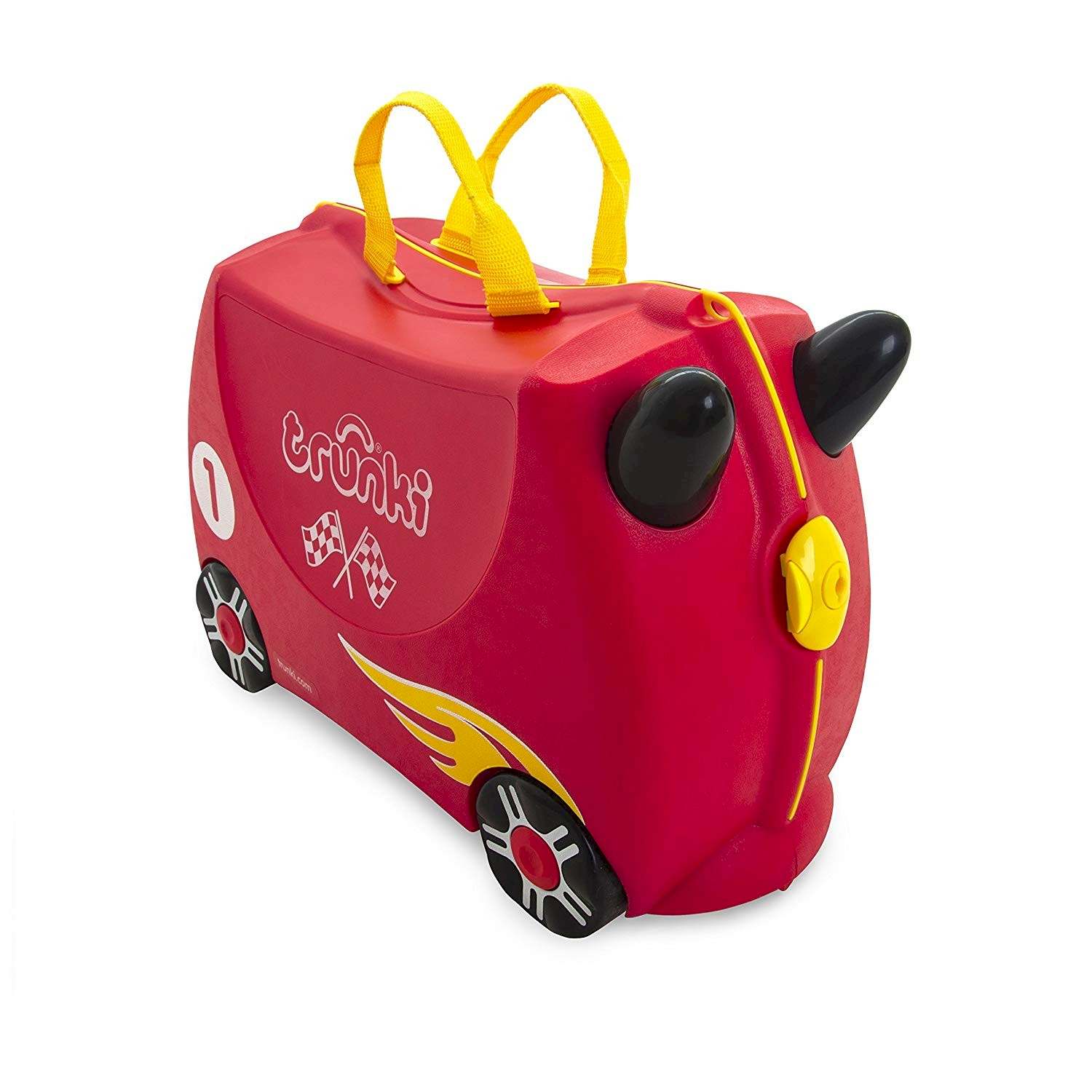 Maleta Correpasillos Trunki Race Car
