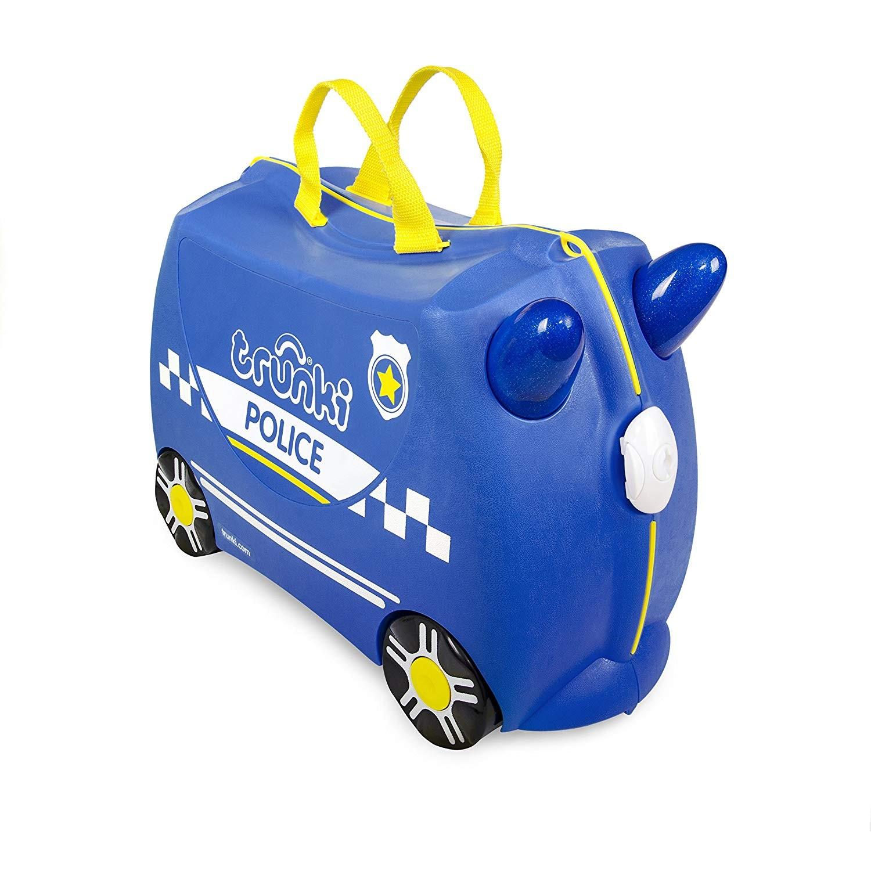 Trunki - La Valigia Cavalcabile Percy Police