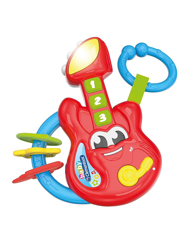 Sonaglino Elettronico Baby Chitarra Clementoni