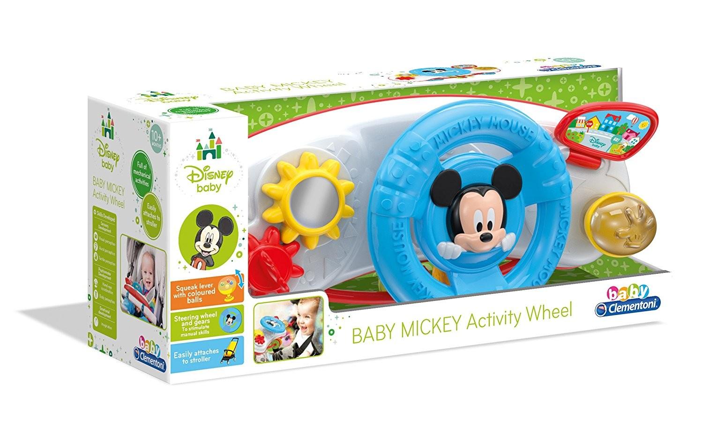 Volante di Baby Mickey Clementoni