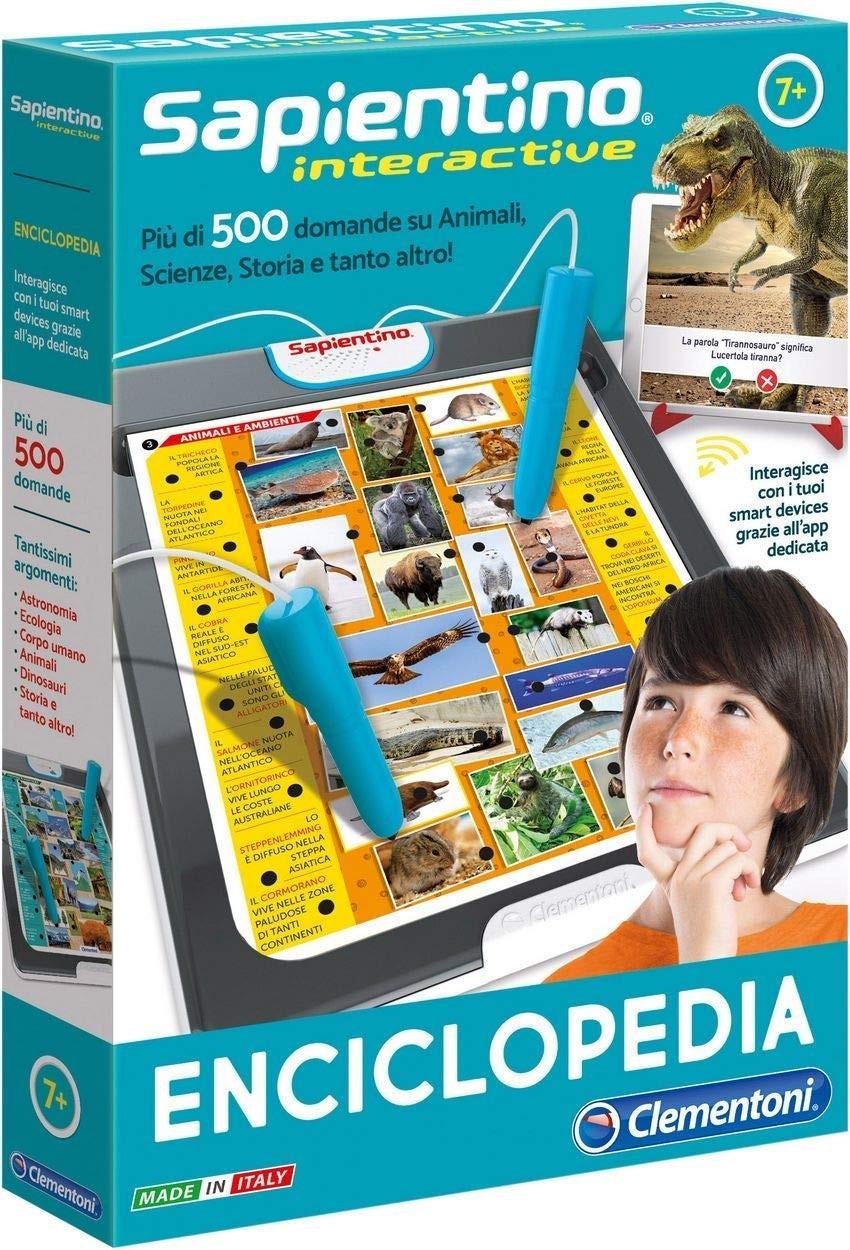 Enciclopedia Sapientino Interactive