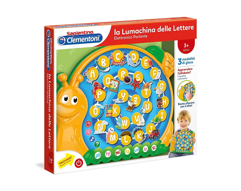 La Lumachina delle Lettere Clementoni