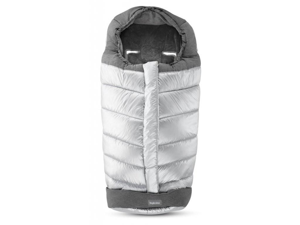 Sacco Invernale Passeggino Inglesina Cyber Silver