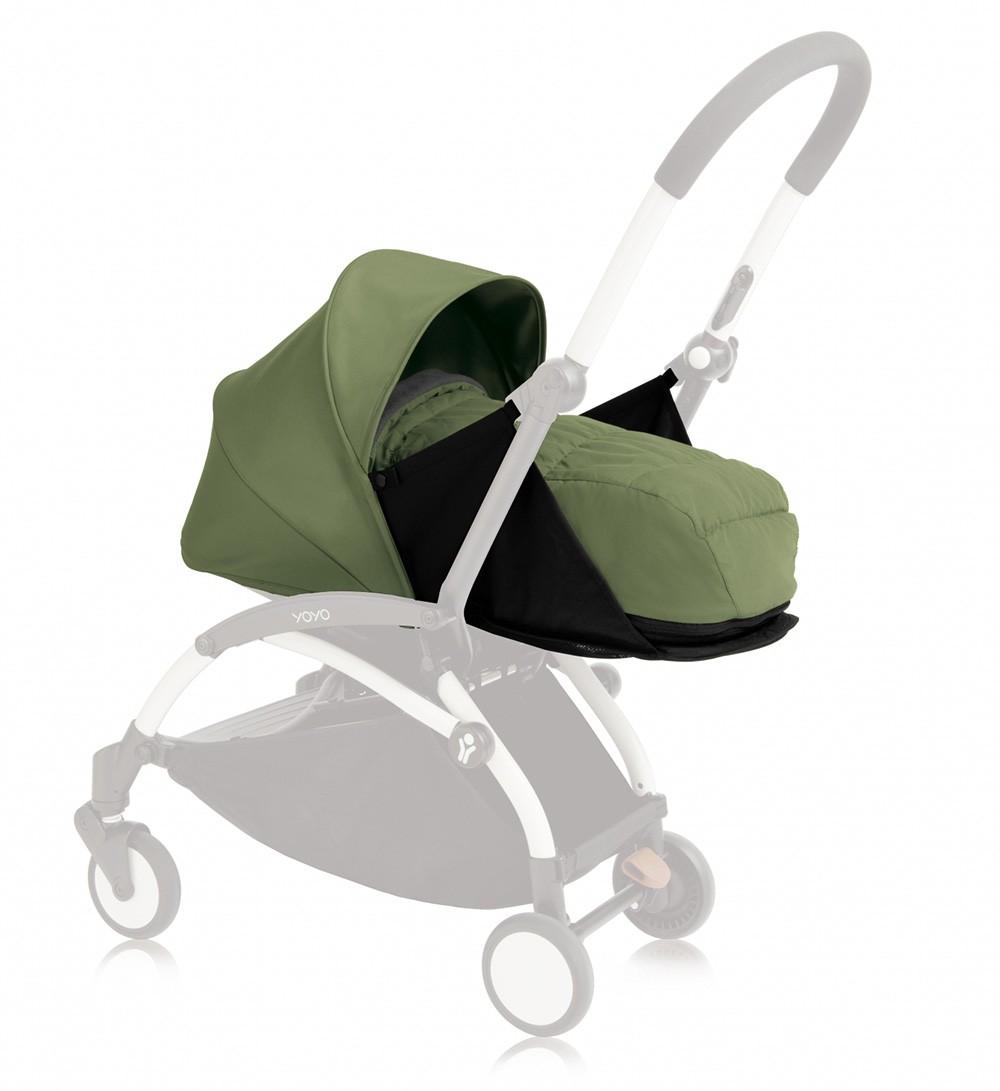 Babyzen Yoyo+ Newborn Pack Peppermint