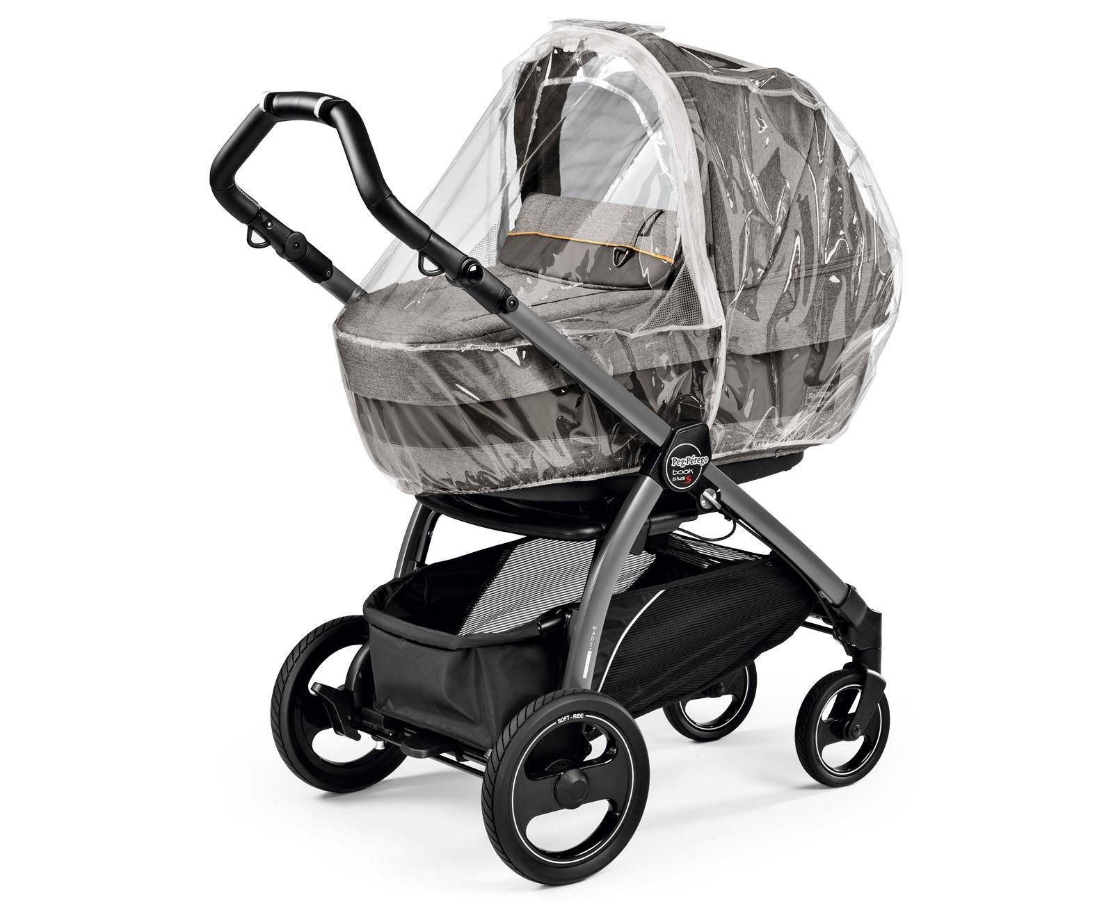 Peg Perego Babywagen Regenschutz