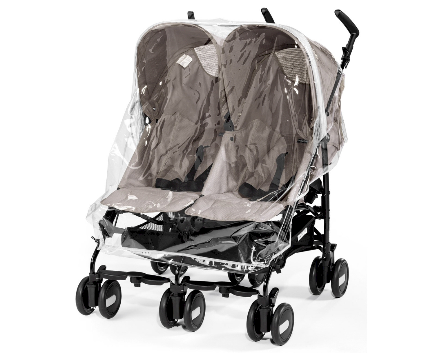Parapioggia Aria Shopper Twin/ Mini Twin Peg Perego