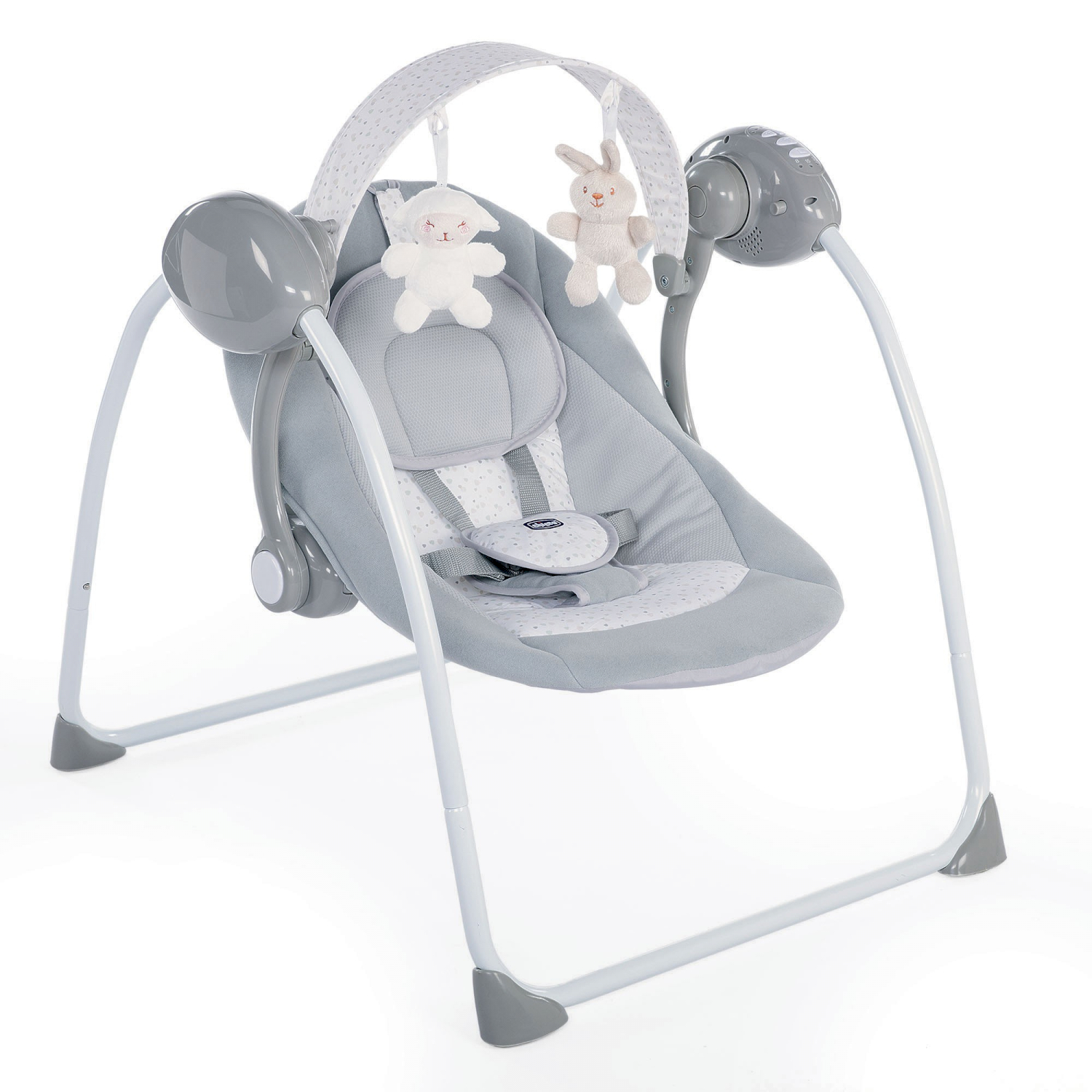 Chicco Babyschaukel Relax&Play Cool Grey