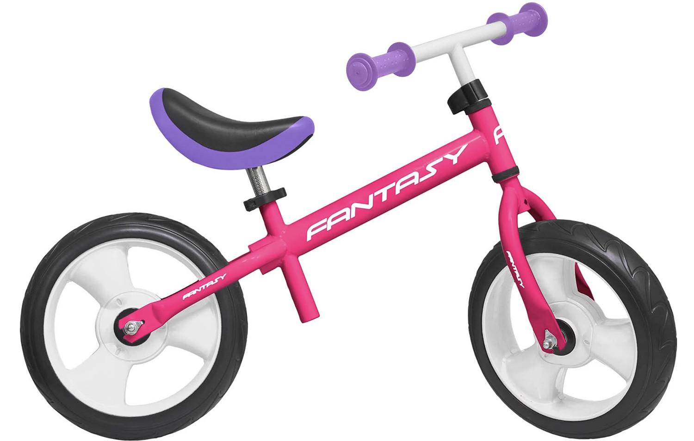 Bicicletta da Bambina Senza Pedali 12
