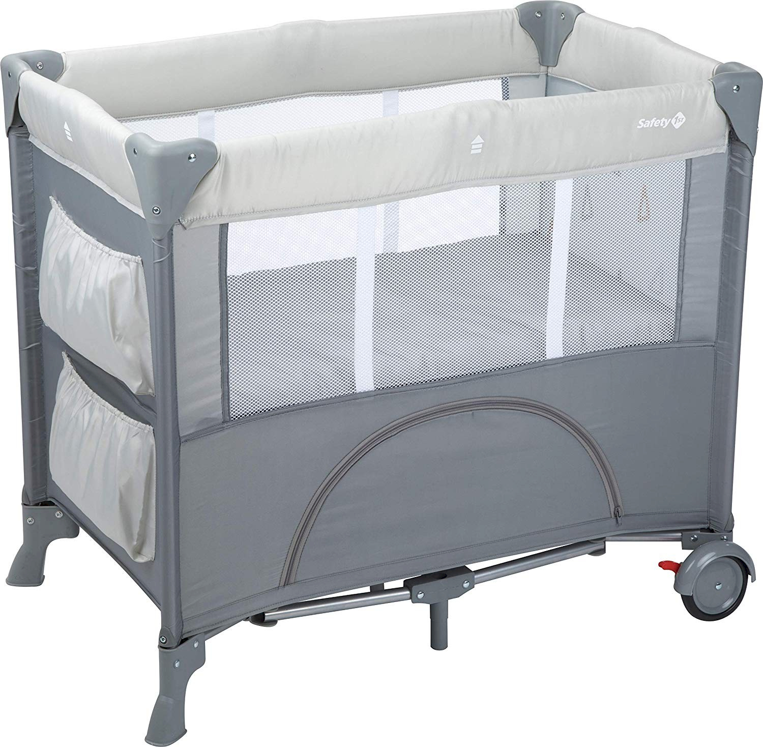 Cuna de Vaje Mini Dreams Warm Grey
