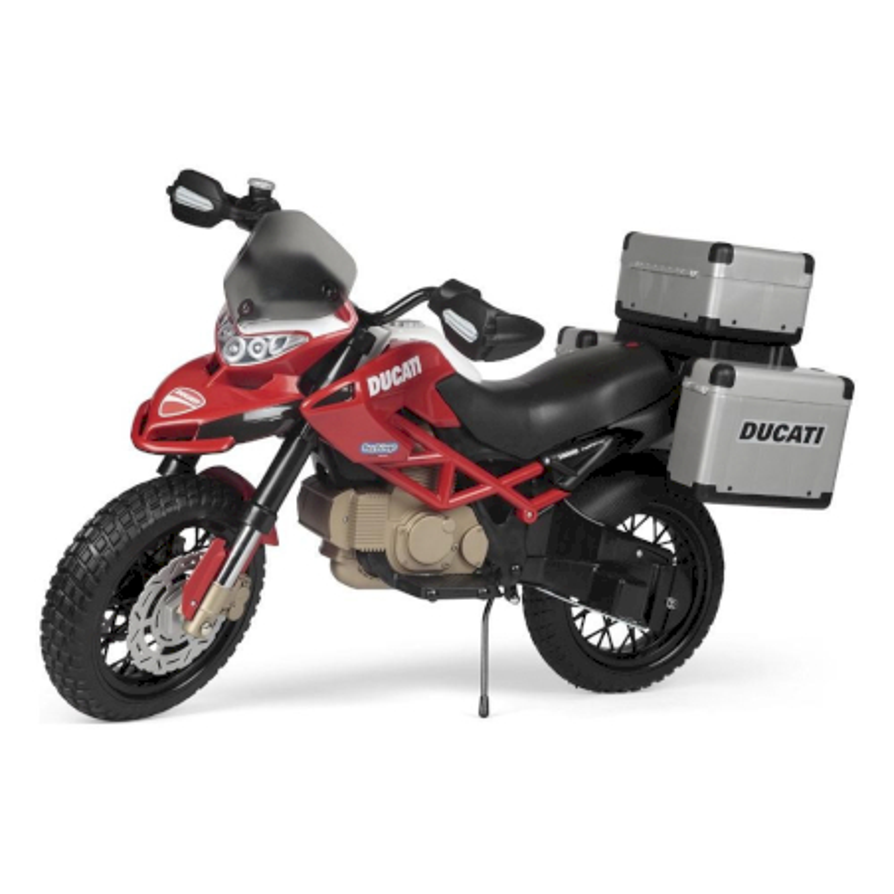 Moto eléctrica Ducati Hypercross Peg Perego