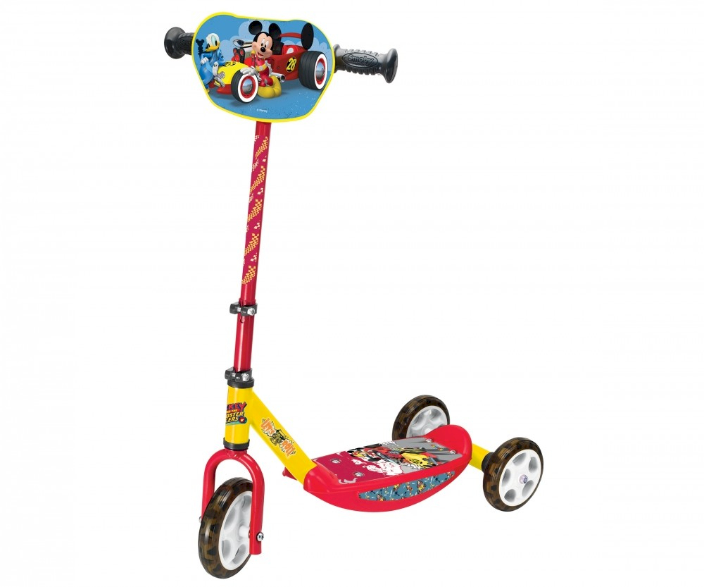 Smoby 3-Räder-Roller Mickey Mouse