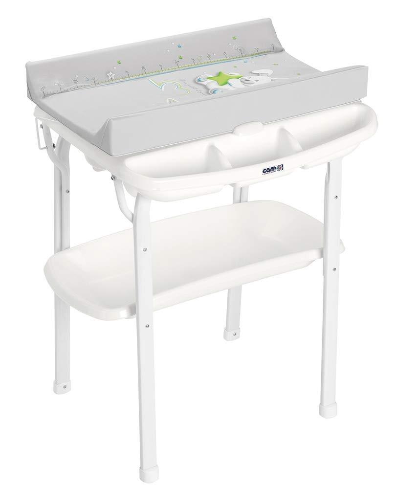 Table à langer avec Baignoire Aqua Cam Multicolor