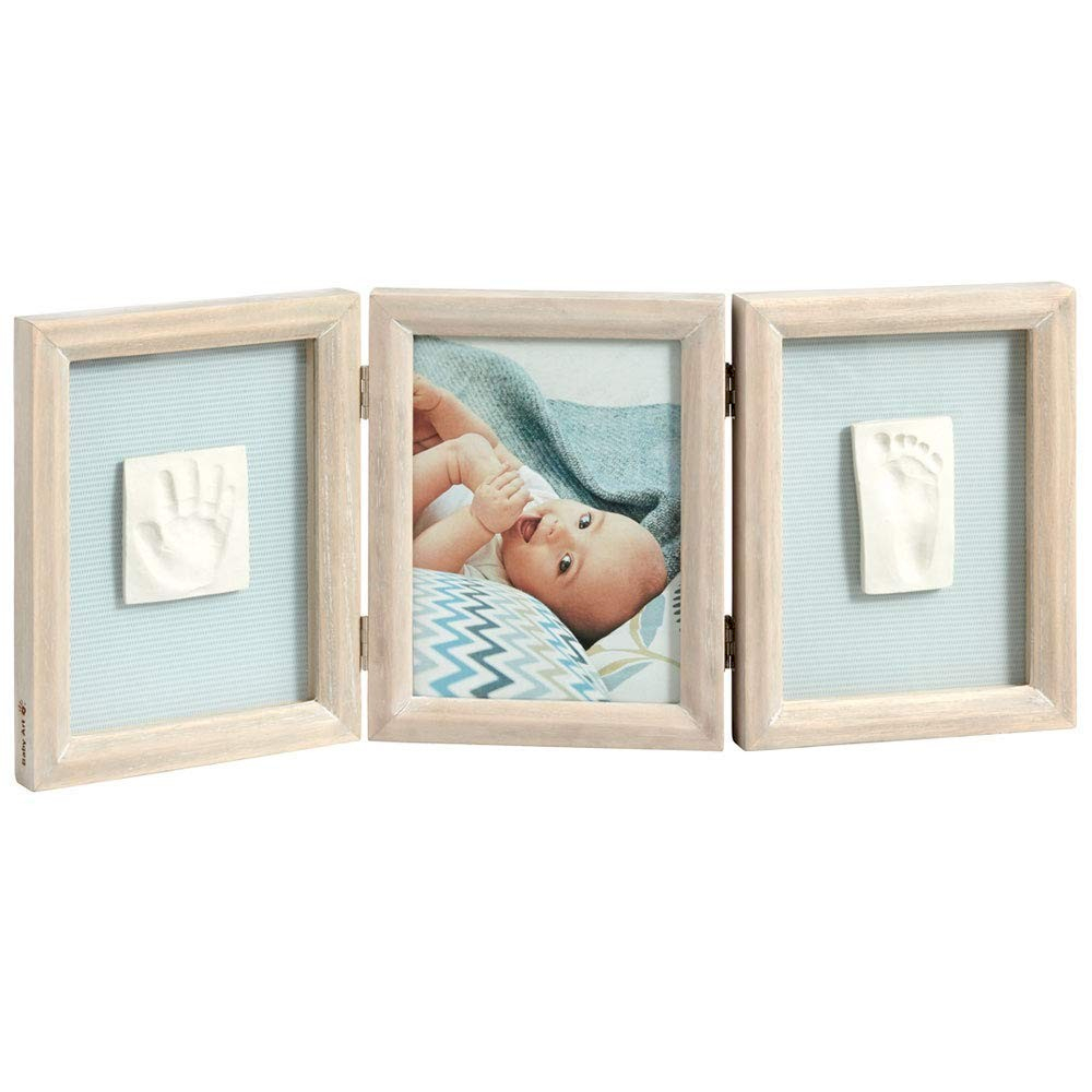 Double Print Frame Baby Art Stormy