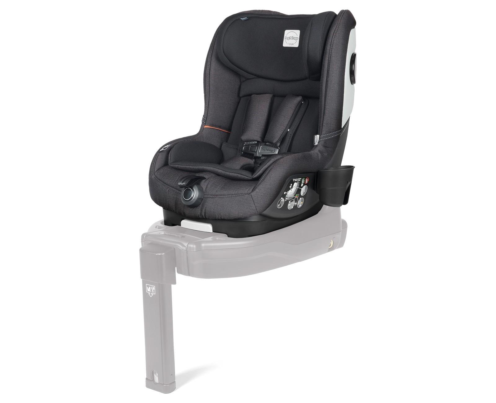 Peg Perego Kindersitz Viaggio FF105 Ebony
