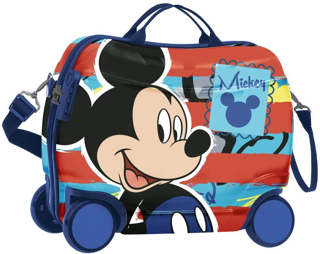 Maleta Correpasillos Mickey Mouse