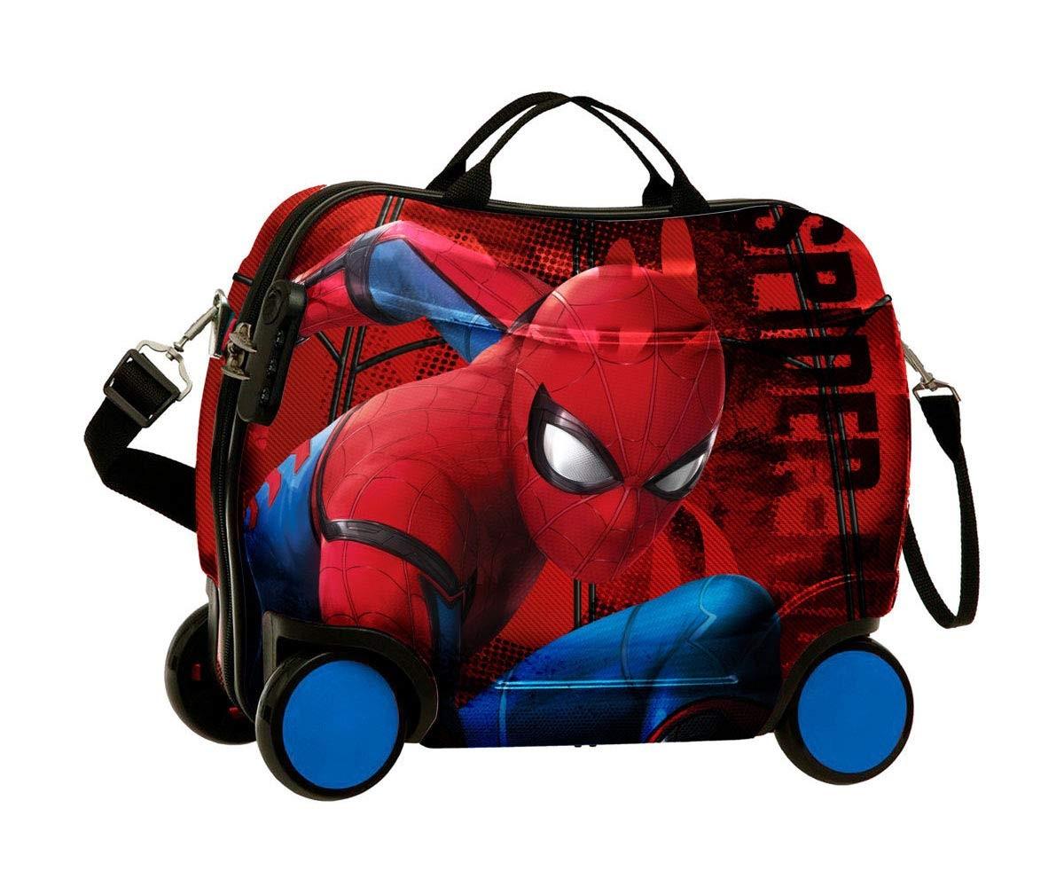 Valigia Cavalcabile Spiderman