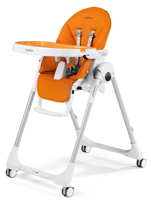 Chaise Haute Prima Pappa Follow Me Orange