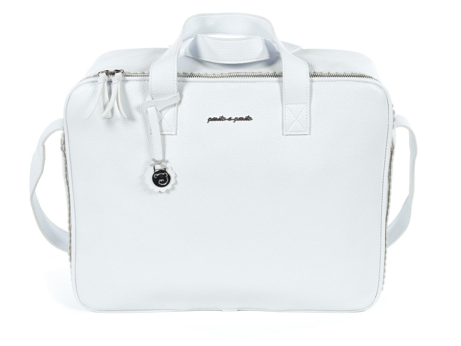Pasito a Pasito Koffer Total White