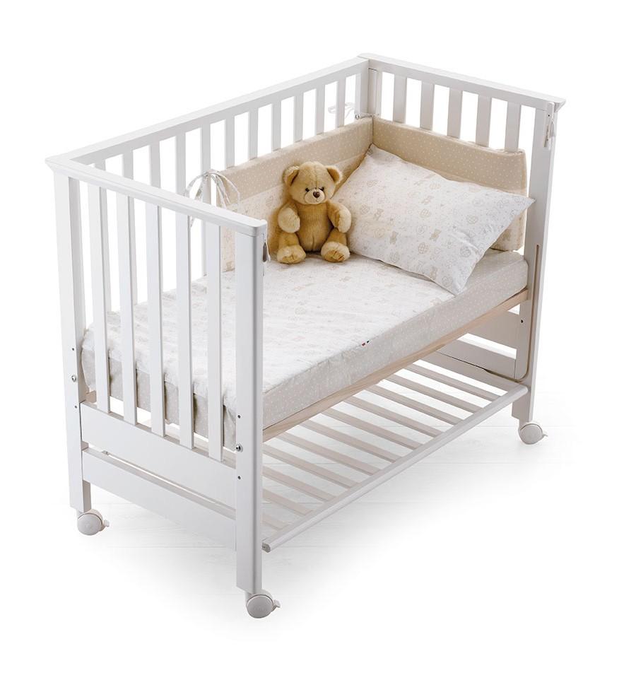 Babybett Contact Weiß