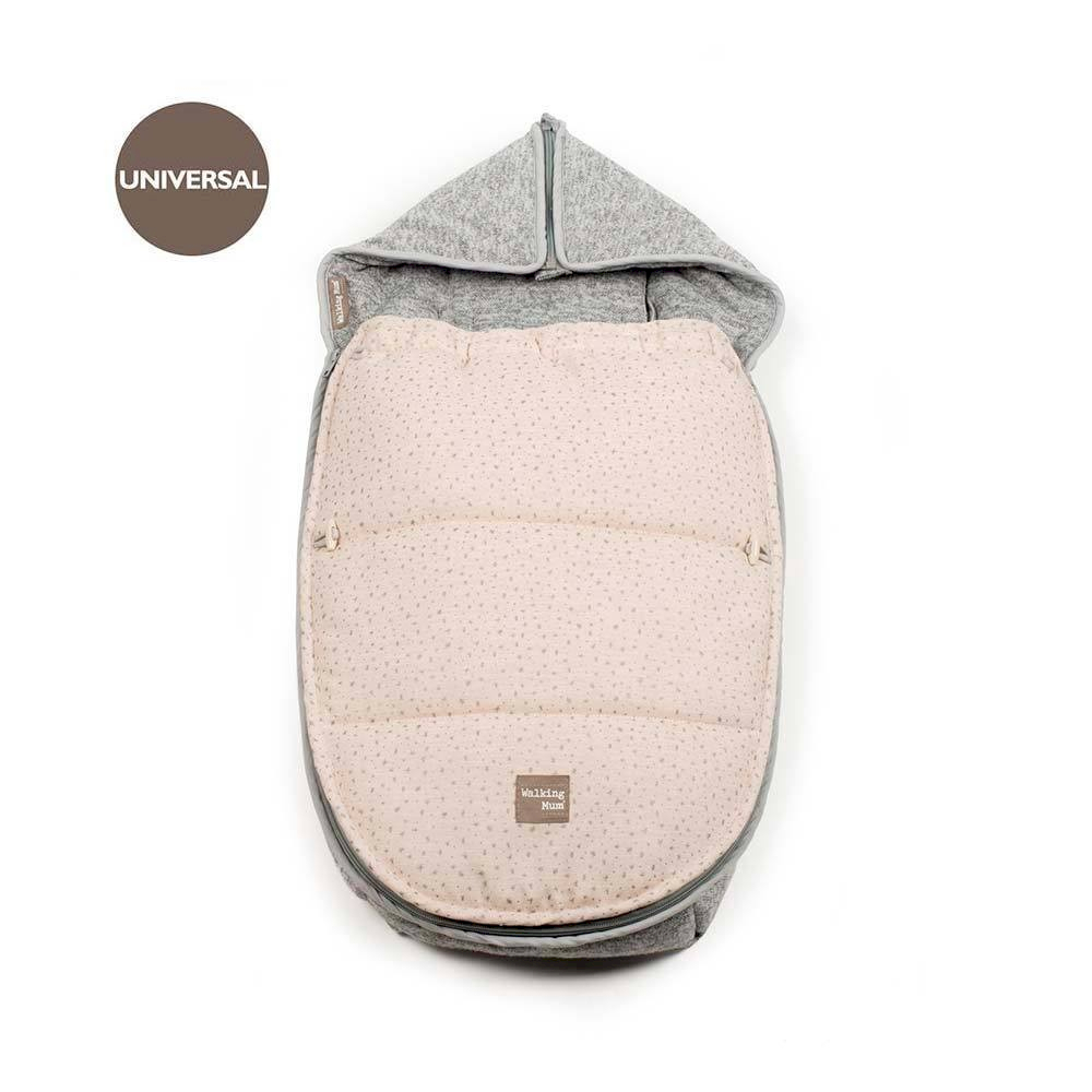Sacco Caldo Ovetto Walking Mum Nordic Baby