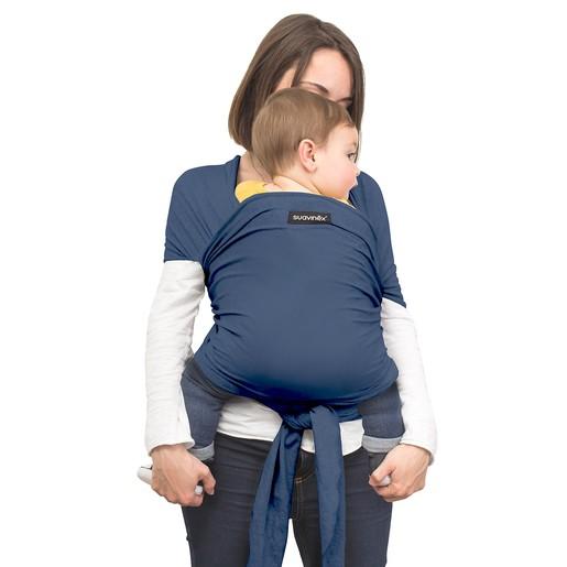Fascia Porta Bebè Suavinex Babywrap Blu