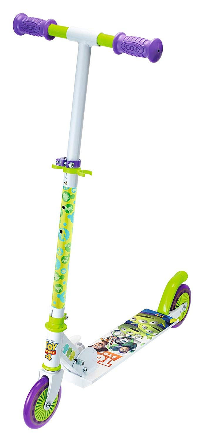Trotinette 2 Roues Toy Story 4 Disney